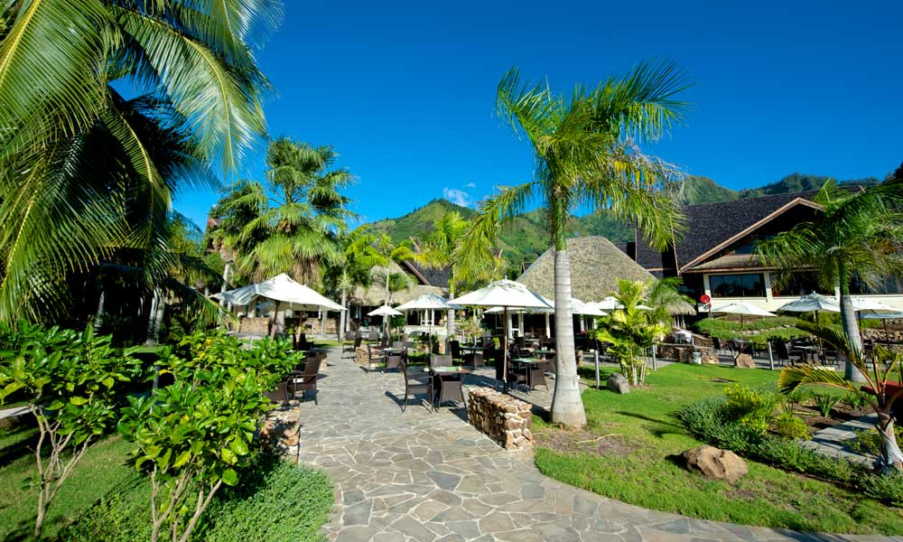 InterContinental Moorea Resort and Spa, Fare Hana