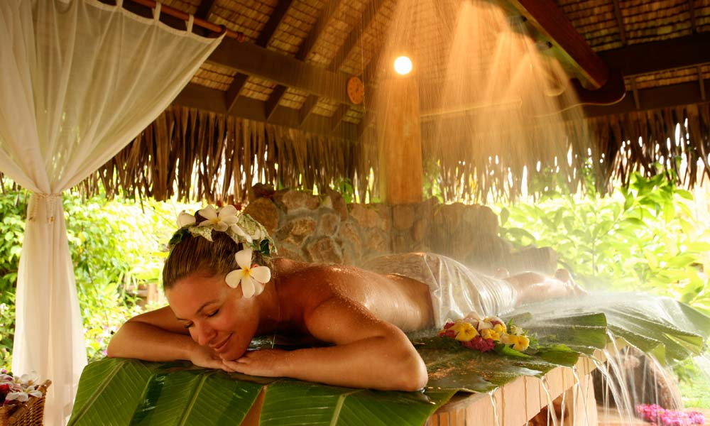 InterContinental Moorea Resort and Spa, Helene Spa