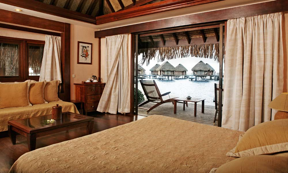 Manava Beach Resort and Spa,  Beach Bungalow