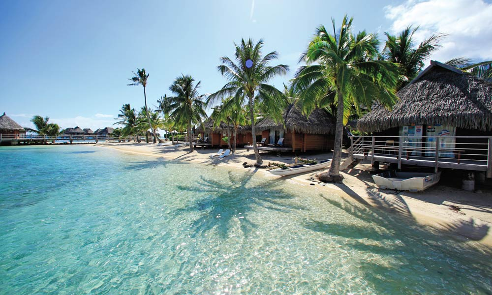 Manava Beach Resort and Spa, Beach Bungalows