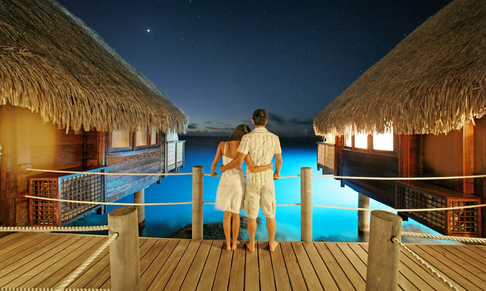 Manava Beach Resort and Spa, Couple