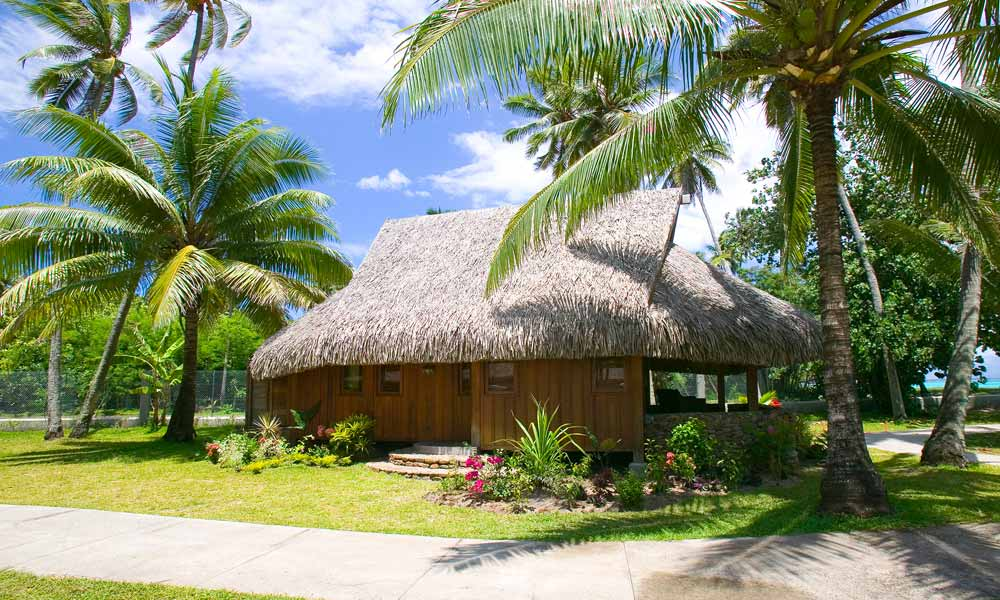 Sofitel moorea ia ora beach resort for Garden pool bungalow intercontinental moorea
