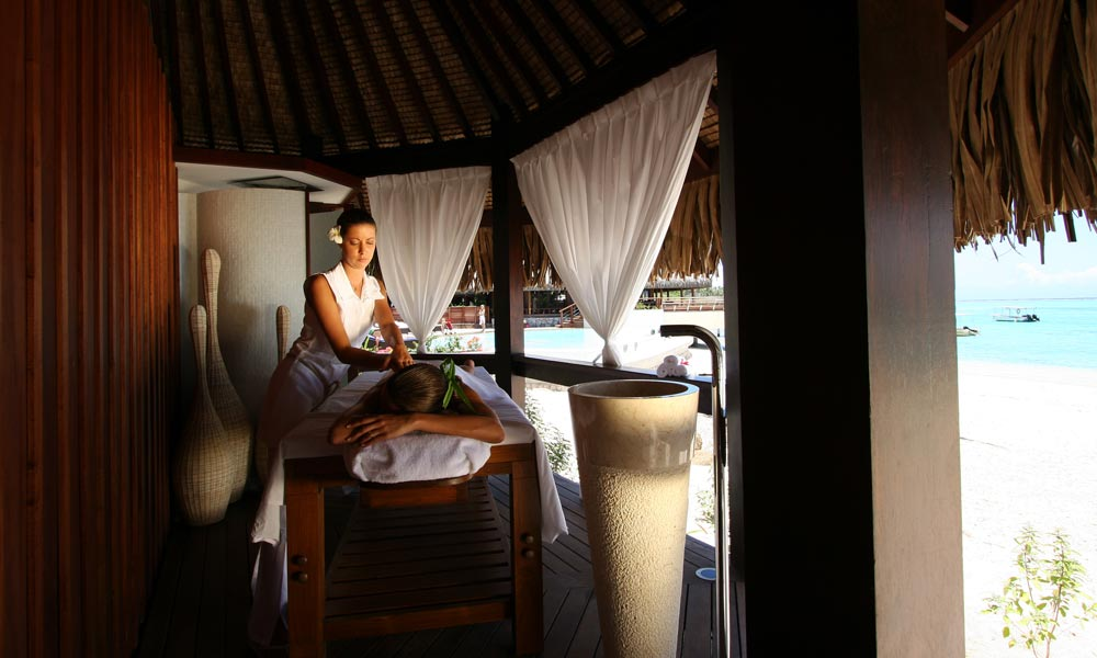 Sofitel Moorea Ia Ora Beach Resort, Massage