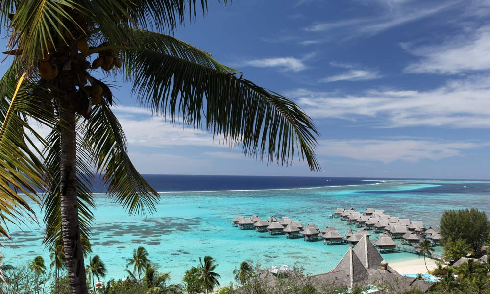 Sofitel Moorea Ia Ora Beach Resort, Lagoon View