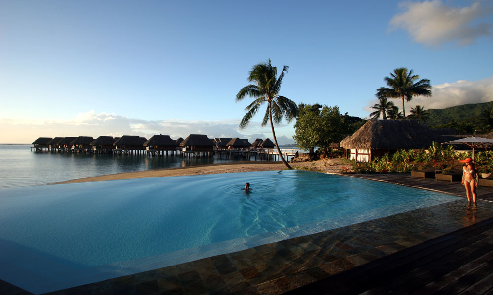 Sofitel Moorea Ia Ora Beach Resort, Pool
