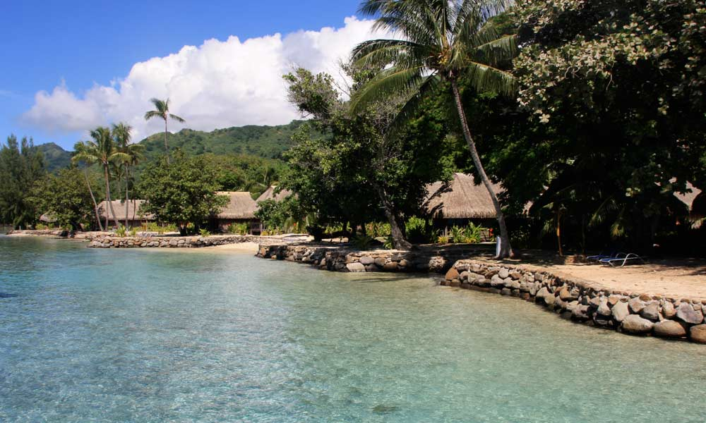 Sofitel Moorea Ia Ora Beach Resort, Superior Lagoon View Bungalow