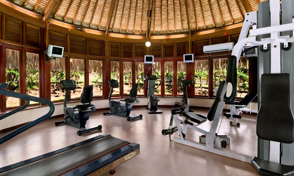 Hilton Moorea Lagoon Resort & Spa, Fitness Center