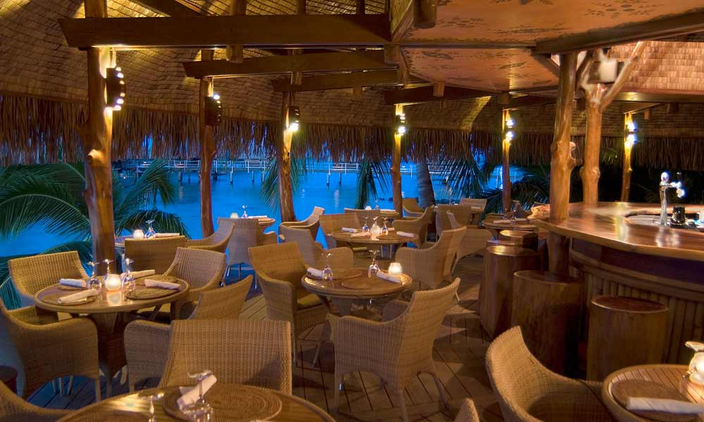Hilton Moorea Lagoon Resort & Spa, Rotui Grill