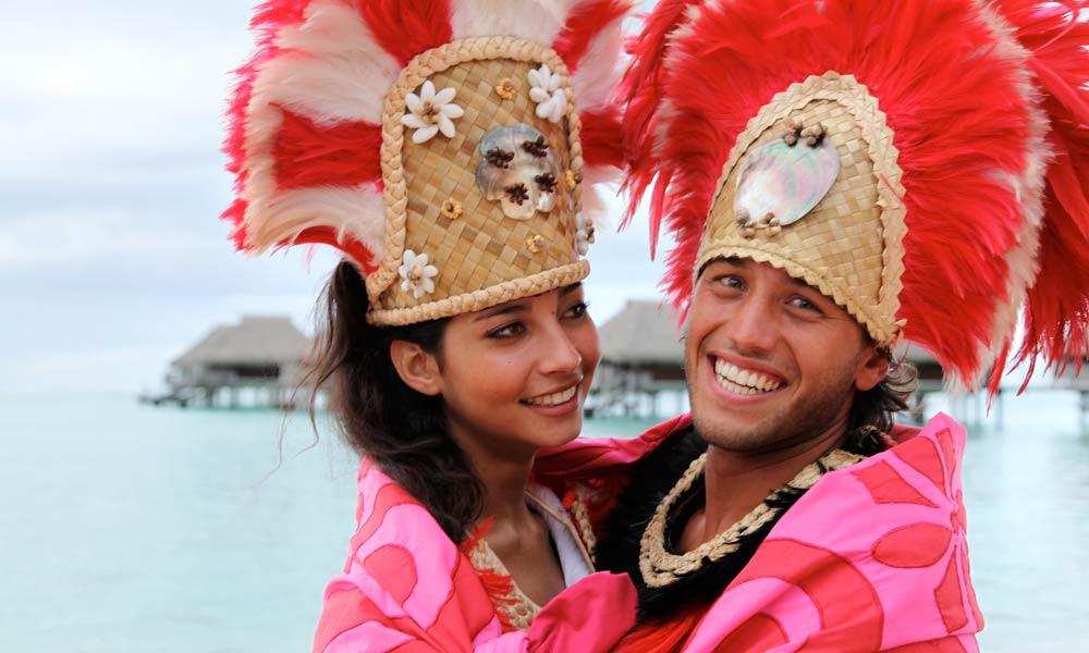Hilton Moorea Lagoon Resort & Spa, Polynesian Wedding
