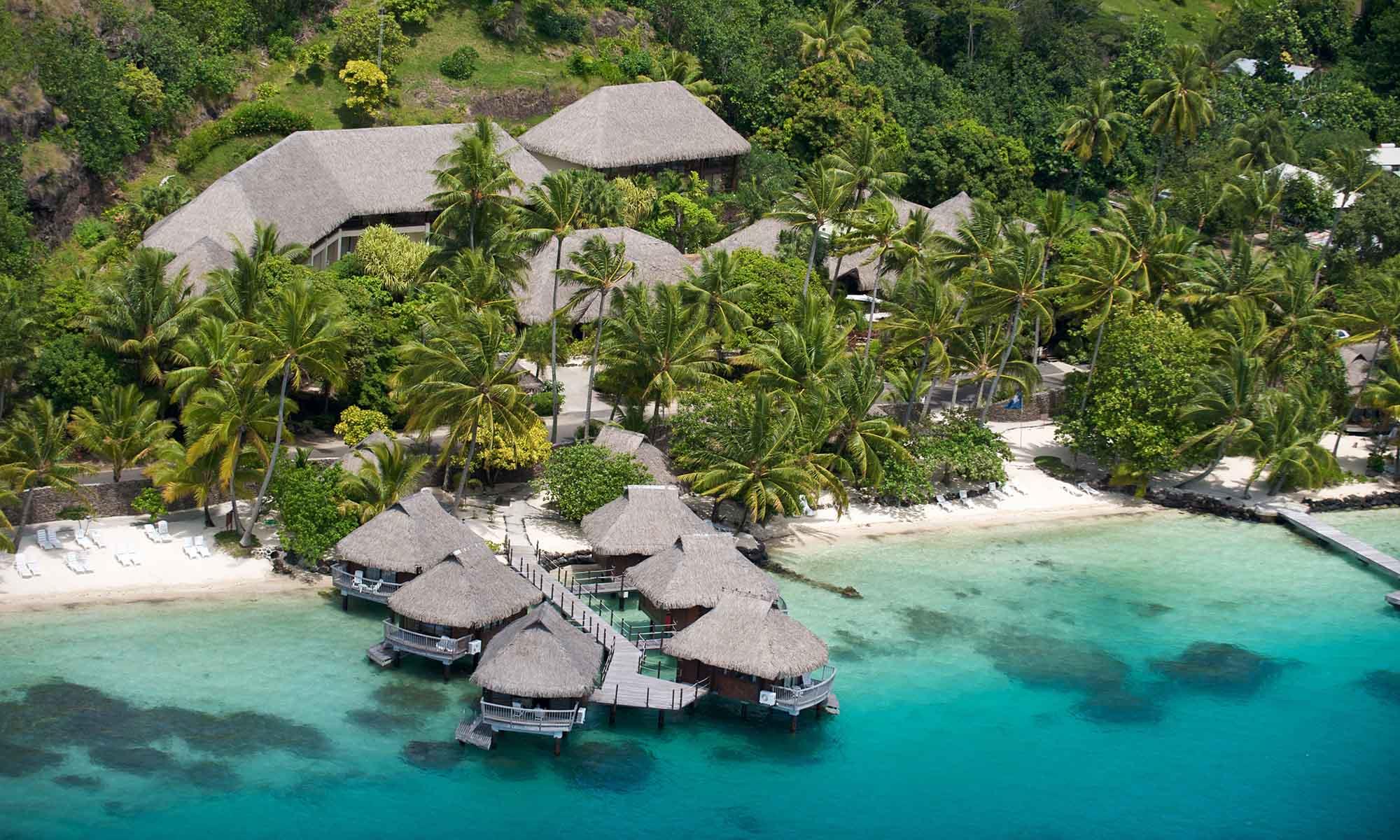 Hotel Maitai Polynesia Bora Bora, French Polynesia Resort ...