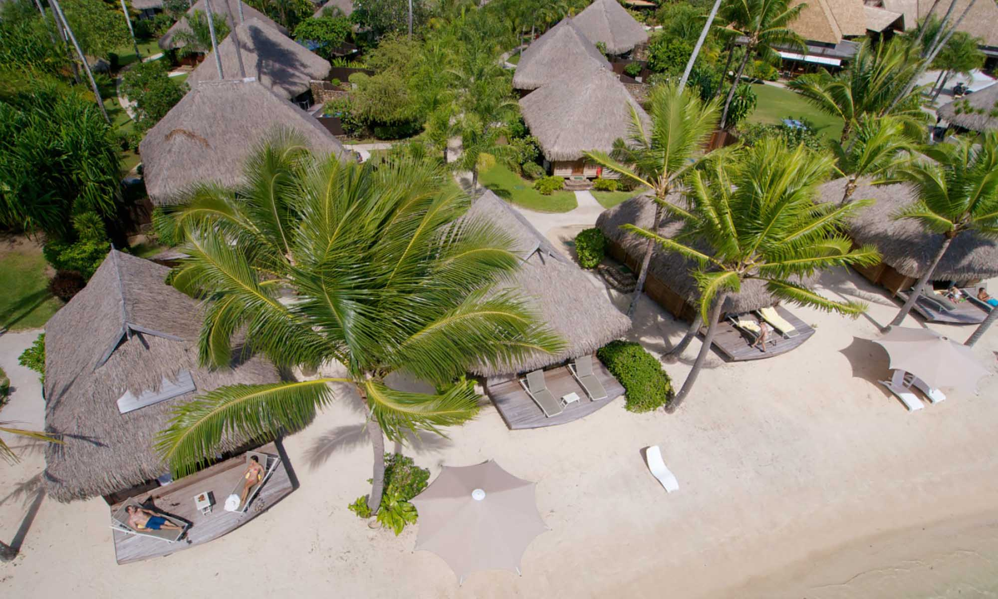 Manava Beach Resort & Spa, Beach Bungalows