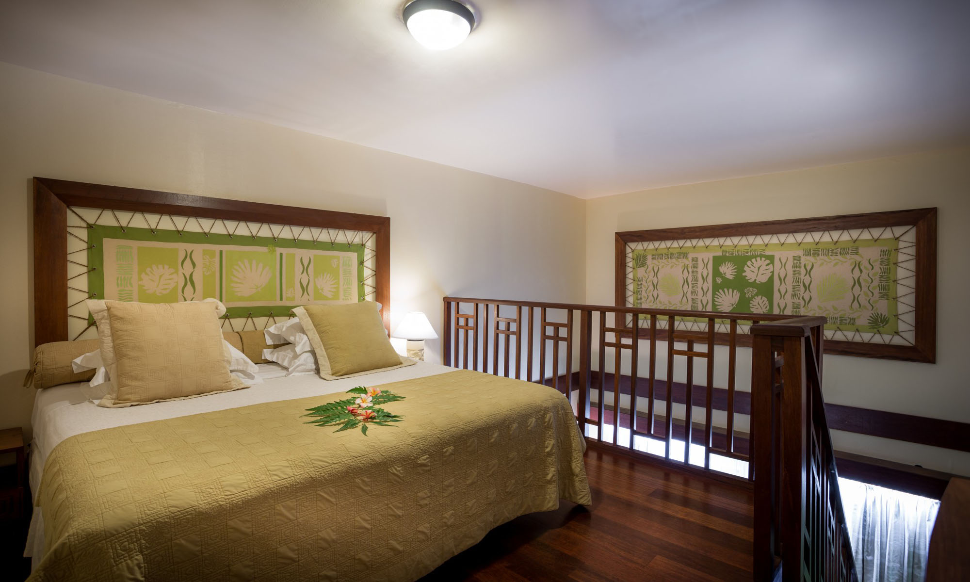 Manava Beach Resort & Spa, Garden Duplex