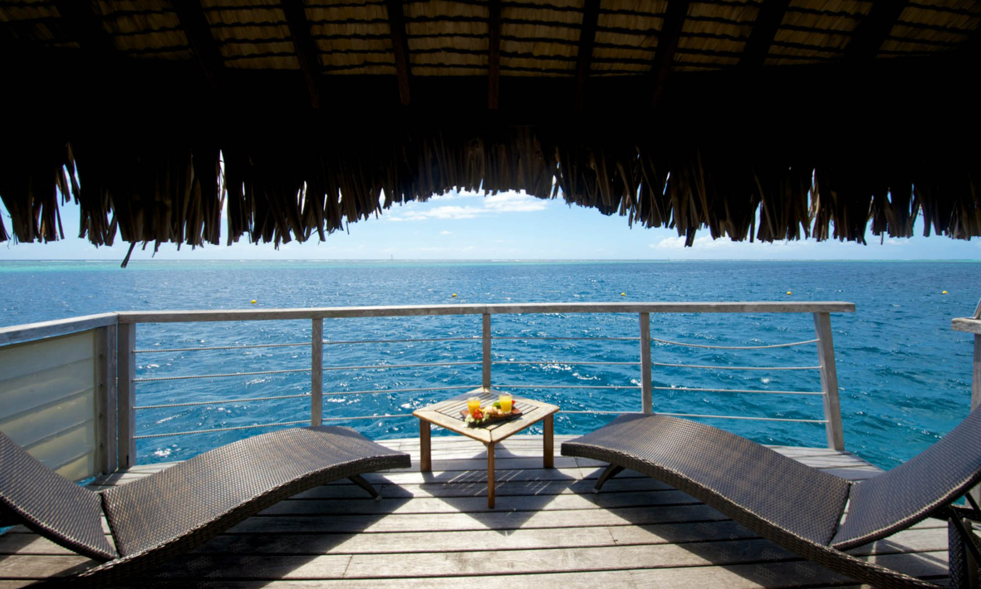 Manava Beach Resort & Spa, Overwater Bungalow