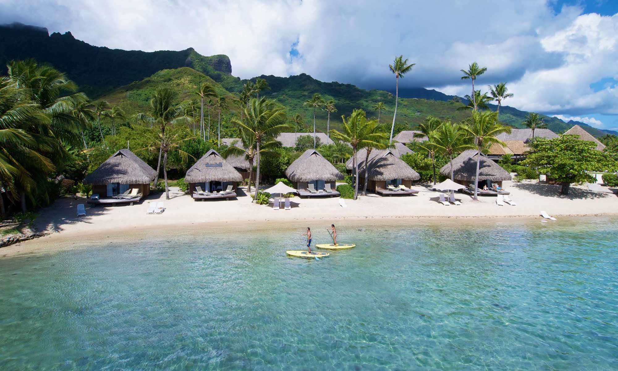 Manava Beach Resort & Spa, Paddleboarding