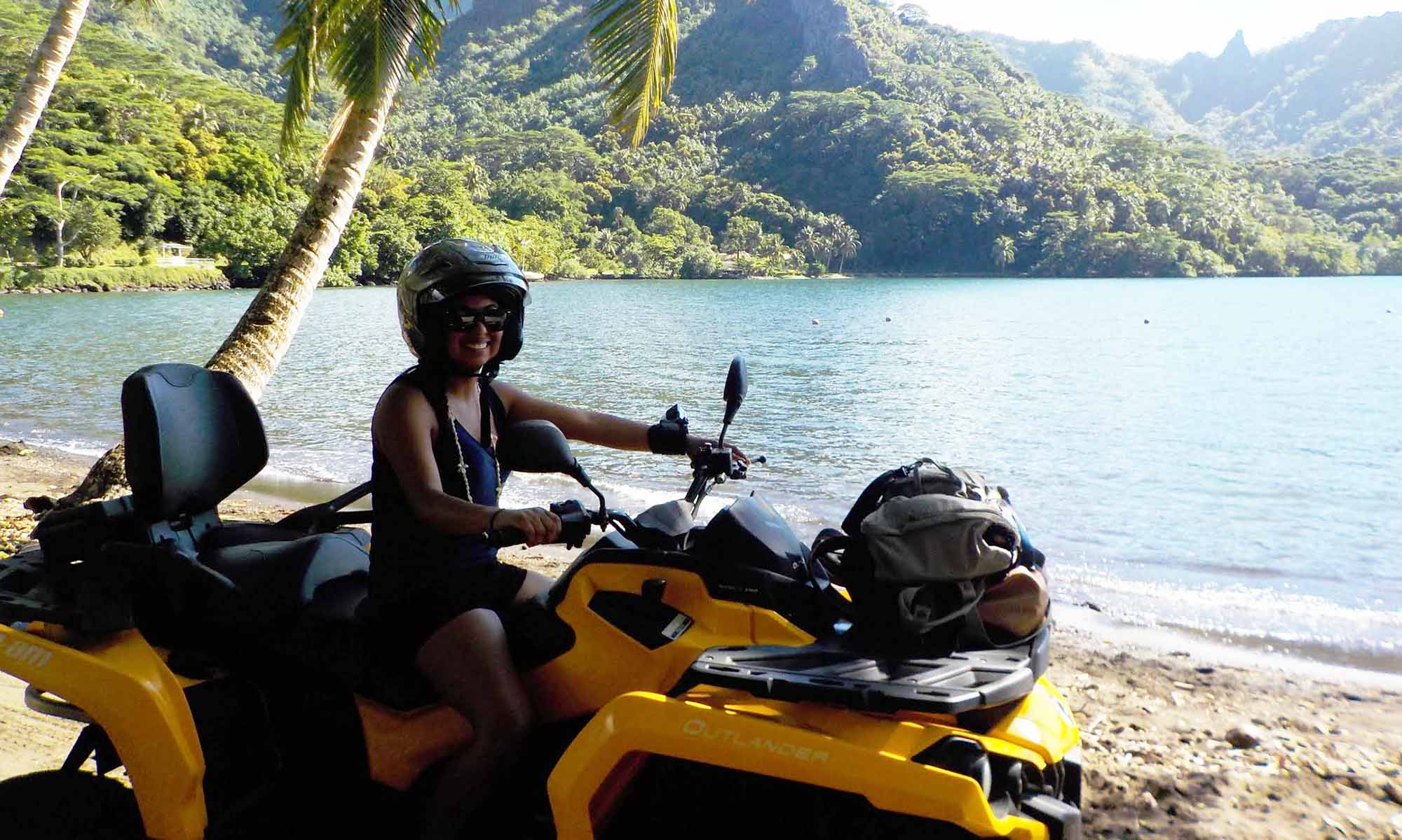 Moorea ATV Adventure Raid