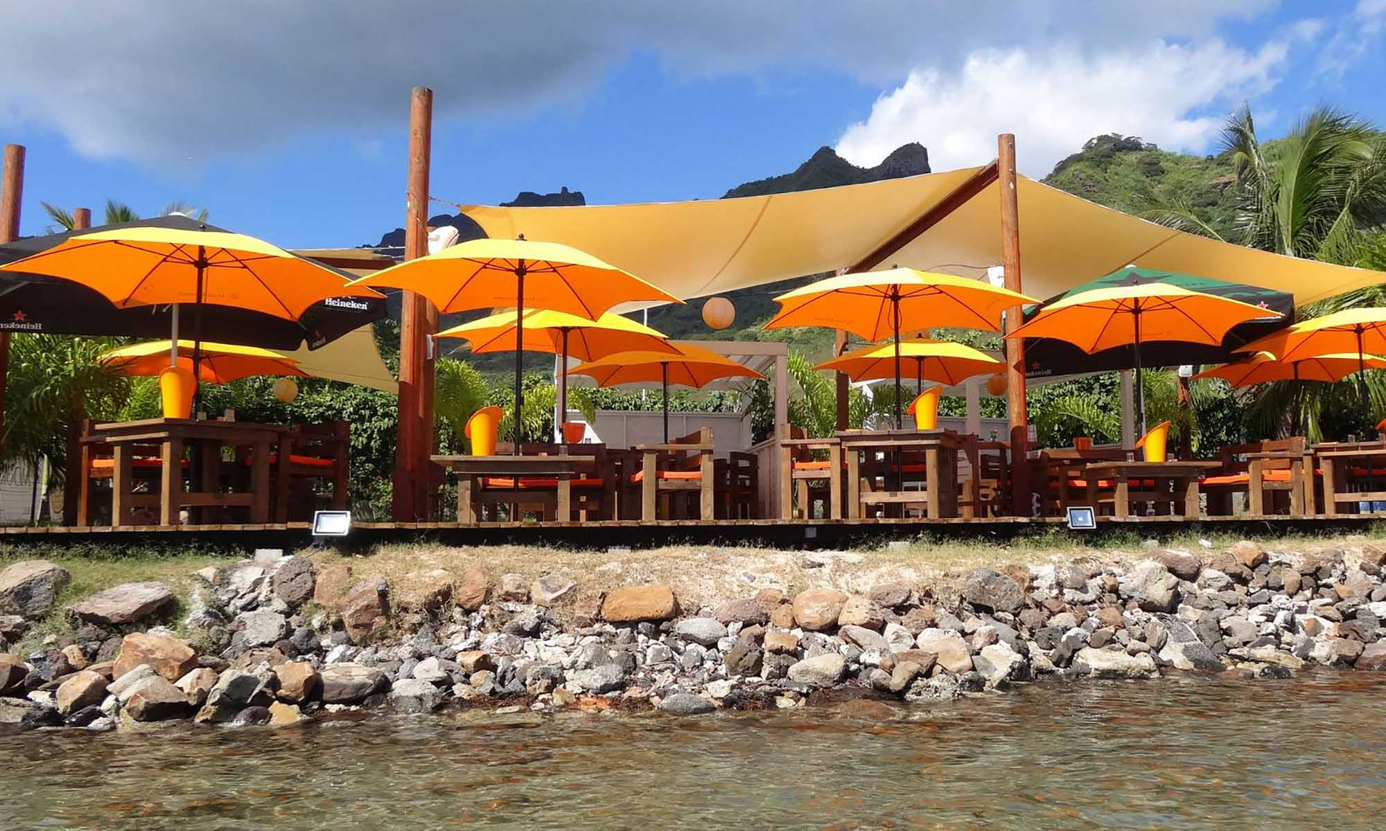 Moorea Beach Cafe