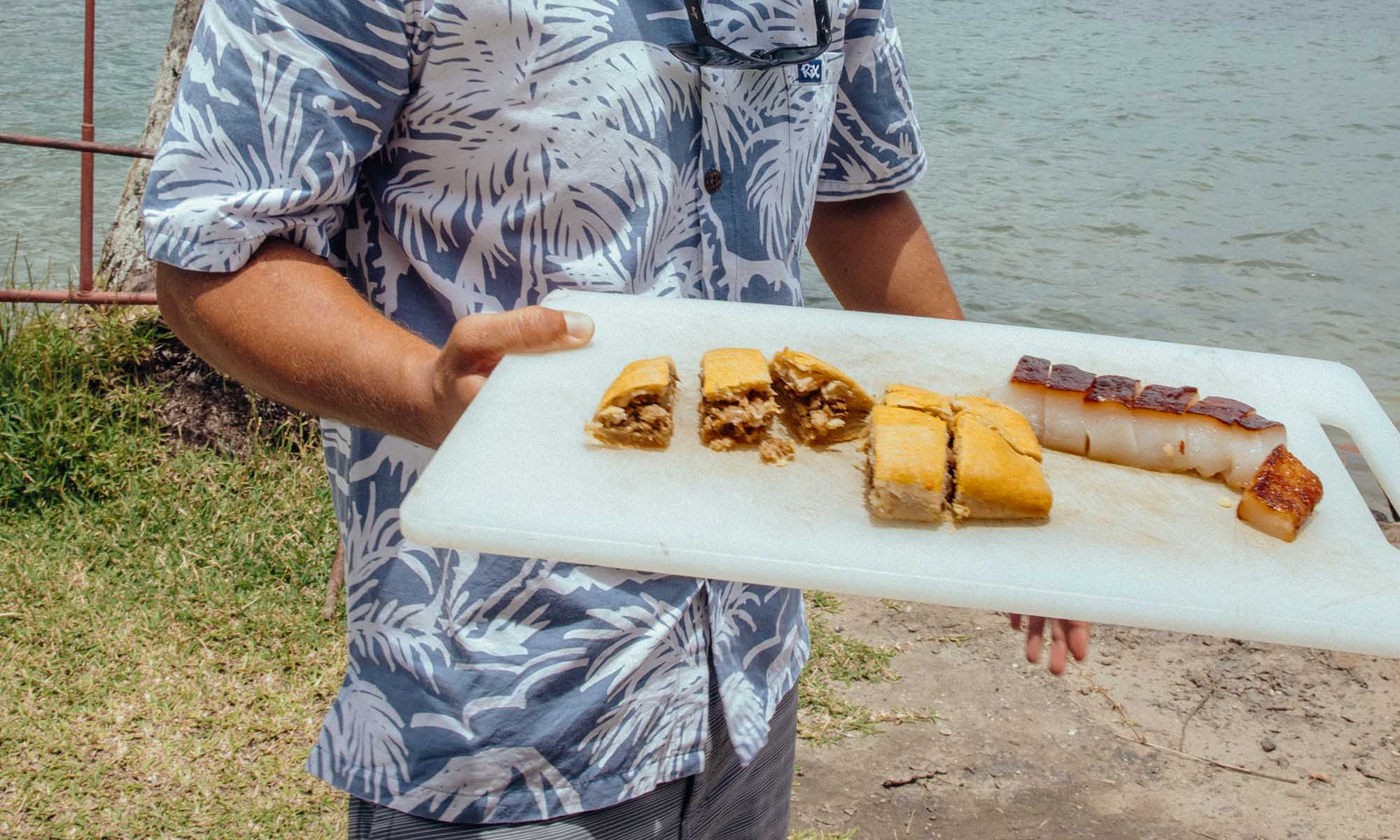 Tama'a Moorea Street Food Tour