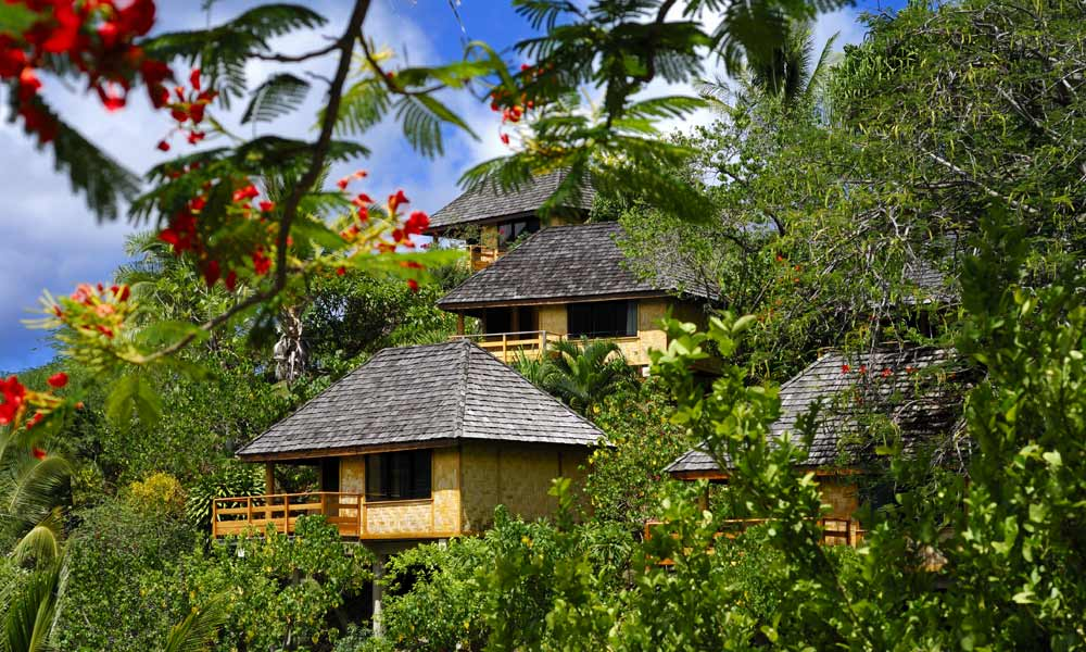 Nuku Hiva Keikahanui Pearl Lodge, Bungalows on Hilltop