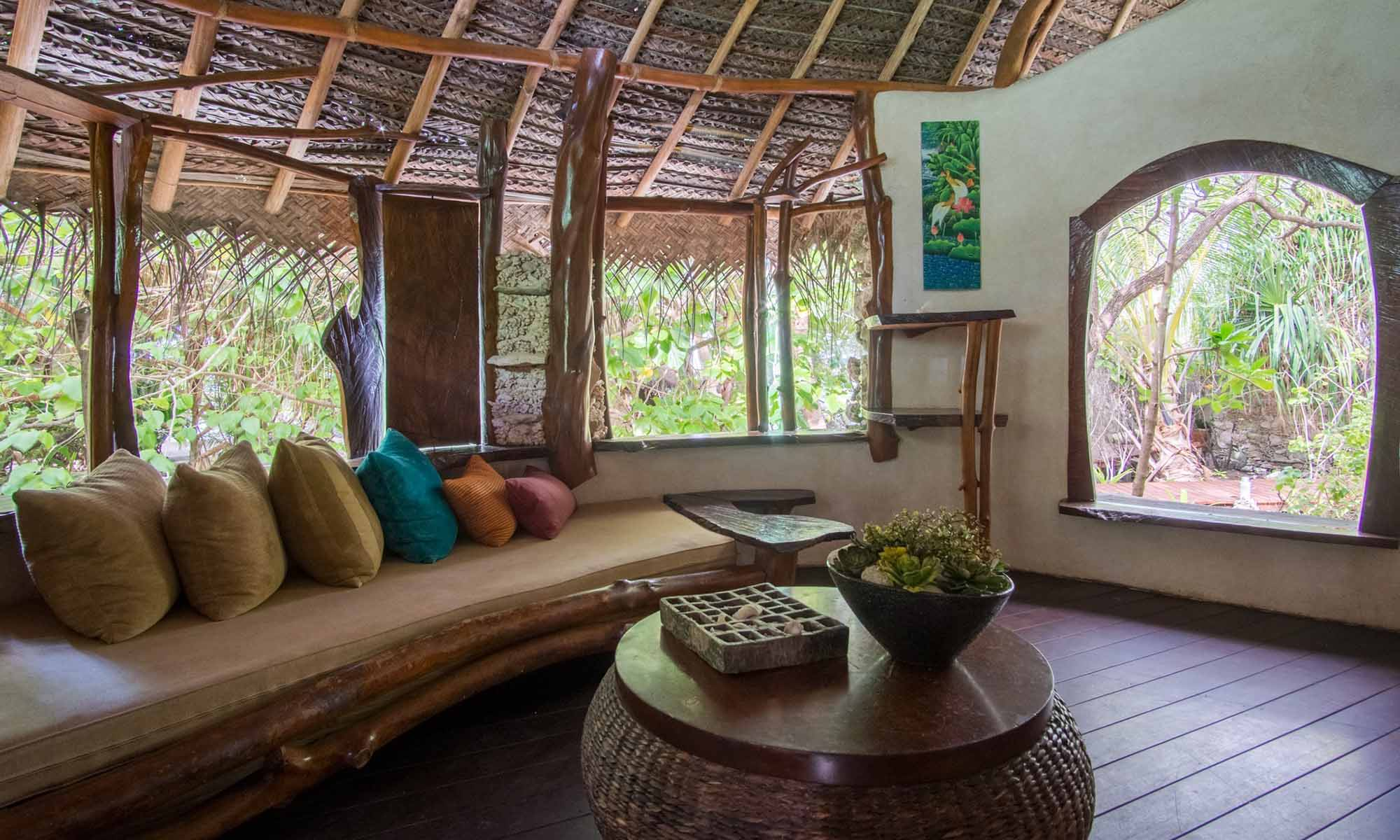 Ninamu Resort, Family Garden Bungalow