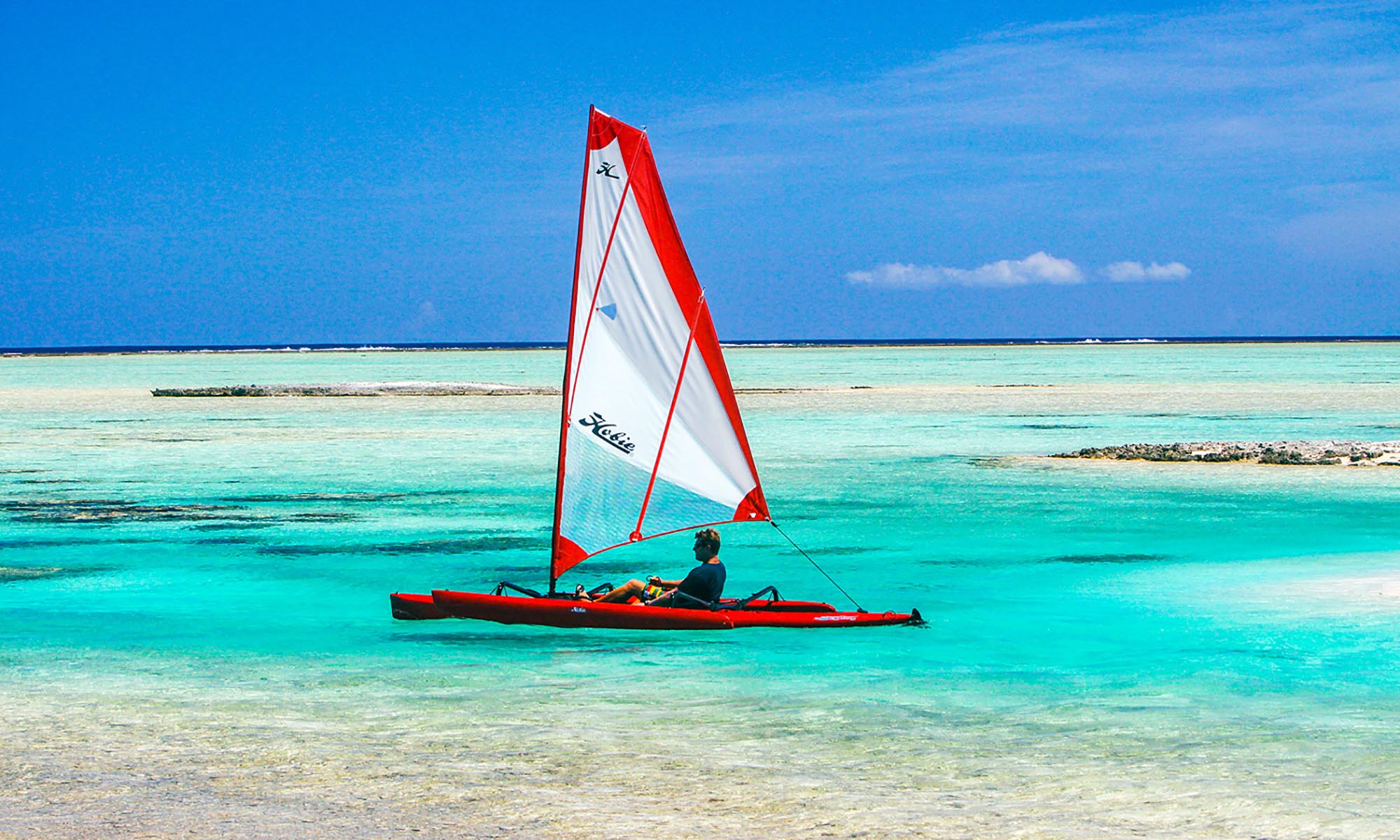 Ninamu Resort, Hobie Cat