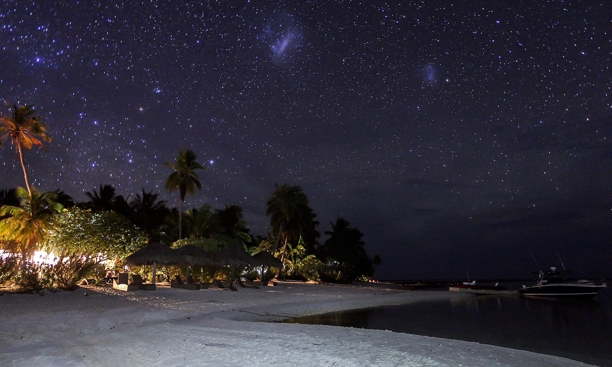 Ninamu Resort, Stargazing