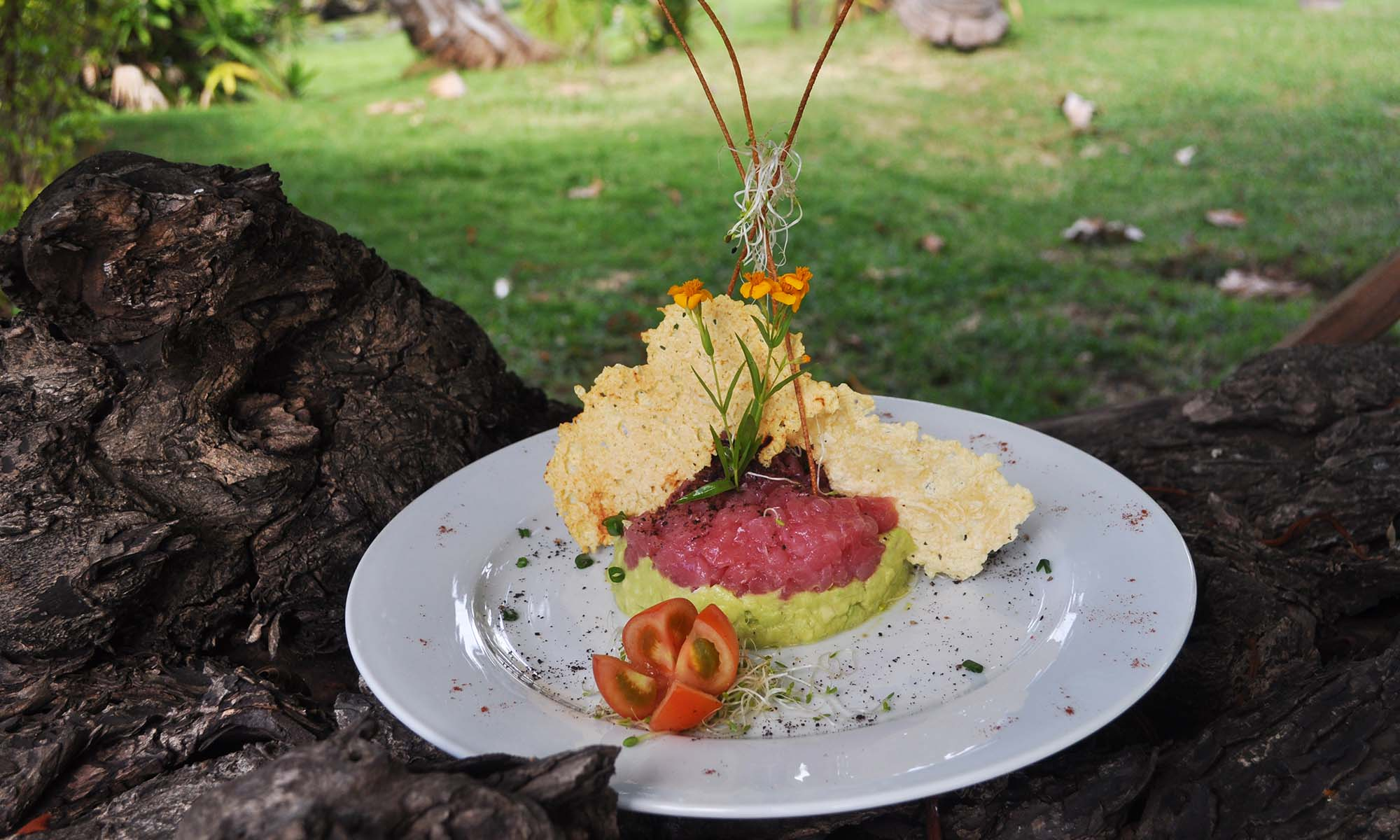 Royal Tahitien, Food