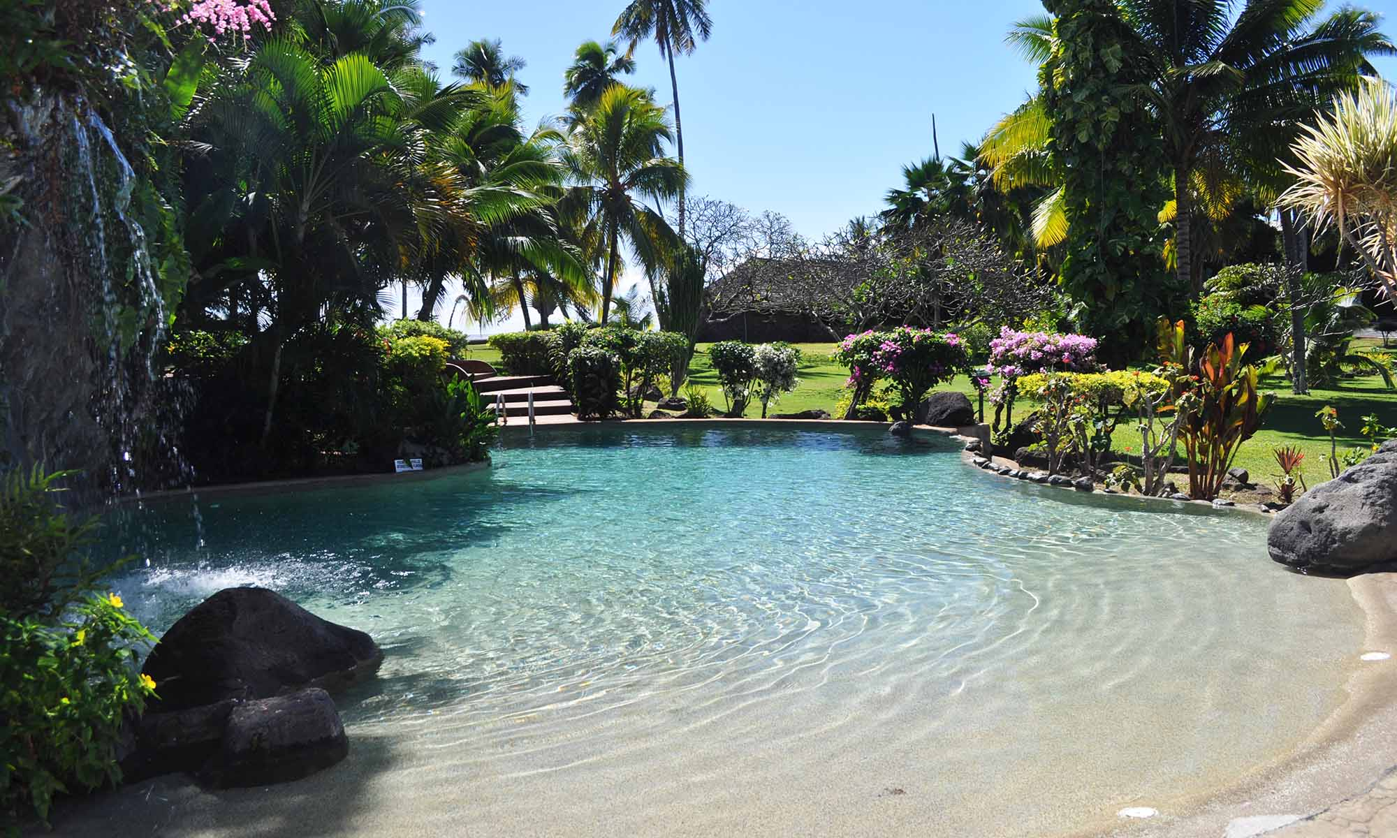 Royal Tahitien, Pool