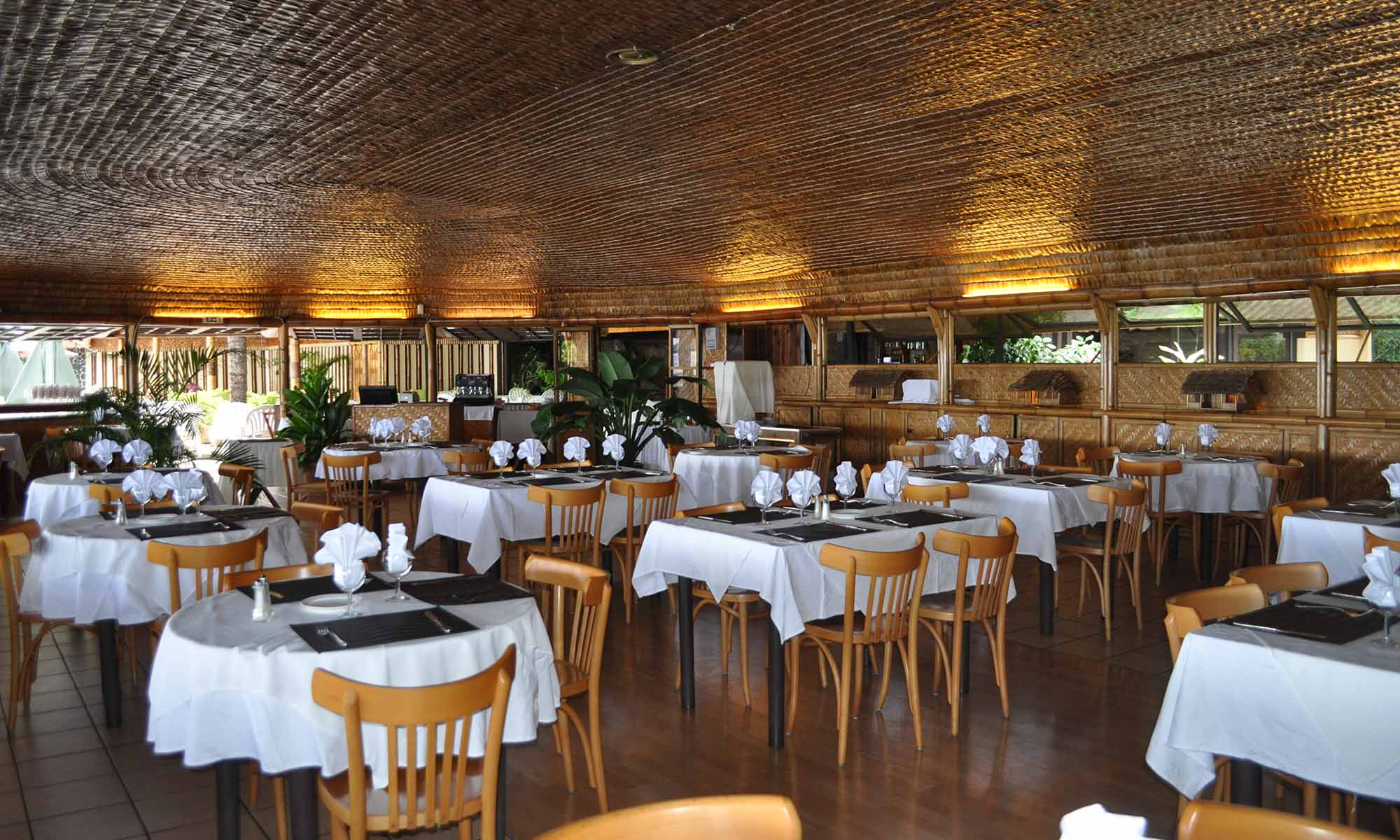 Royal Tahitien, Restaurant