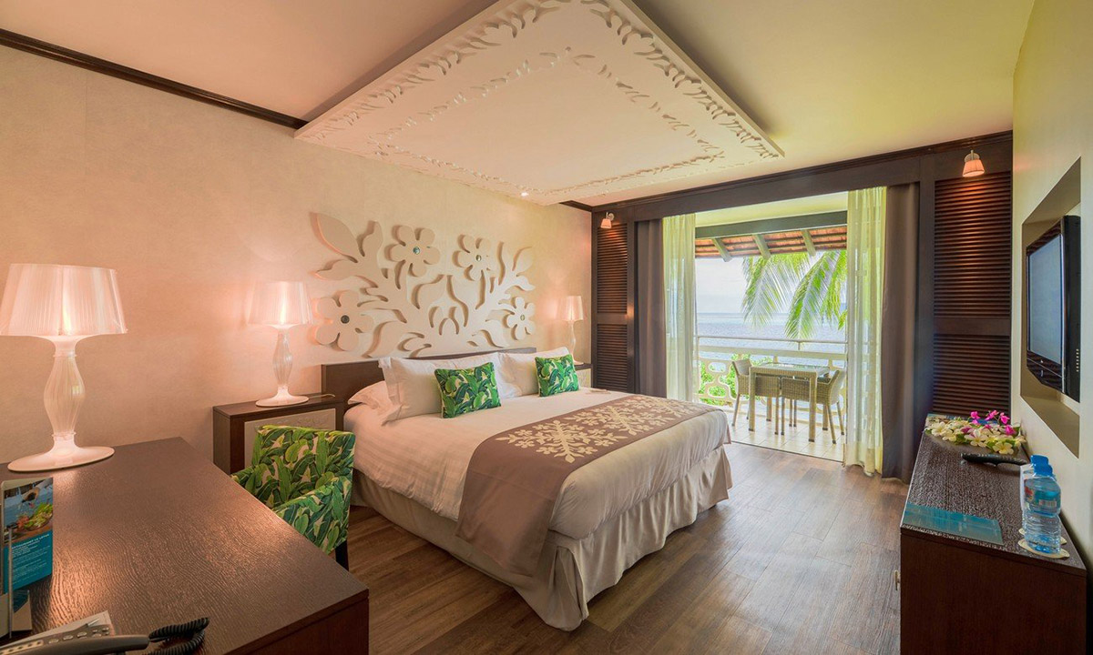 InterContinental Tahiti Resort, Superior Room