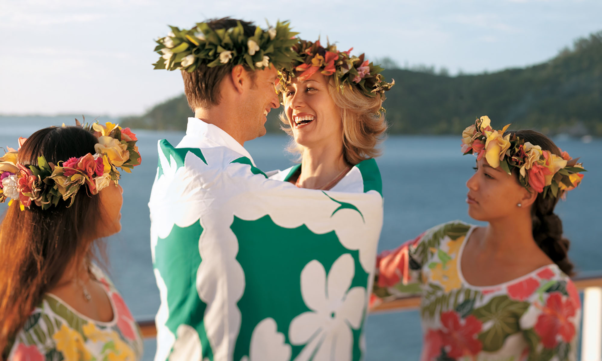 Paul Gauguin Cruise, Weddings and Vow Renewals