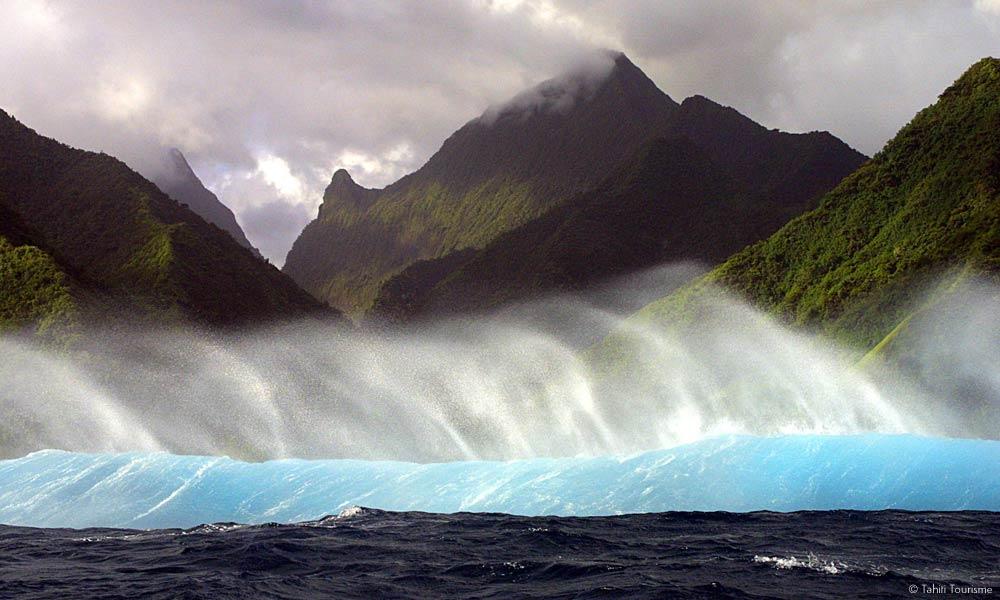 Tahiti, Teahupoo