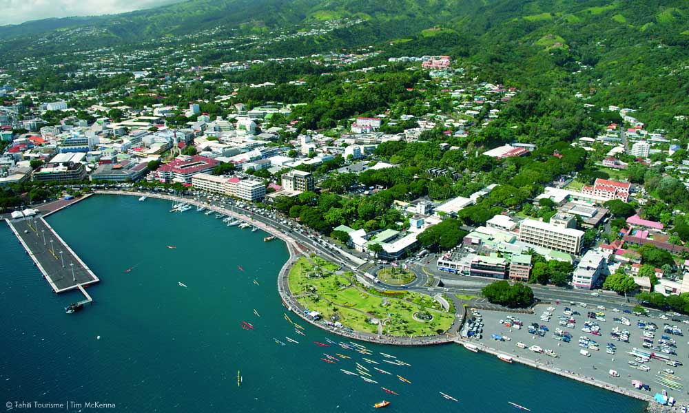 Papeete Waterfront