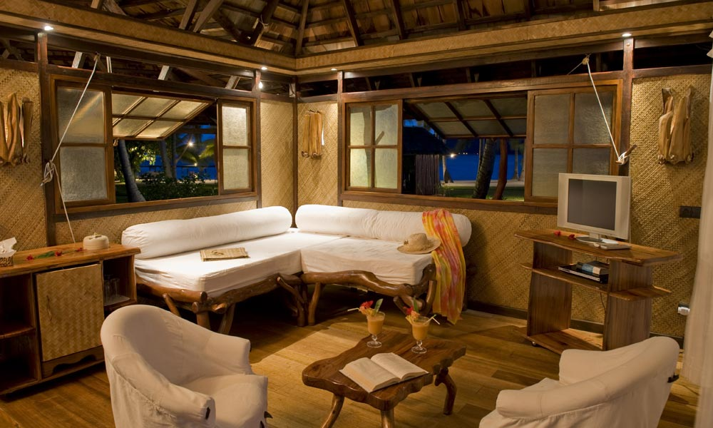Vahine Island Private Resort, Beach Suite