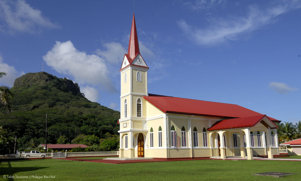 Raiatea church