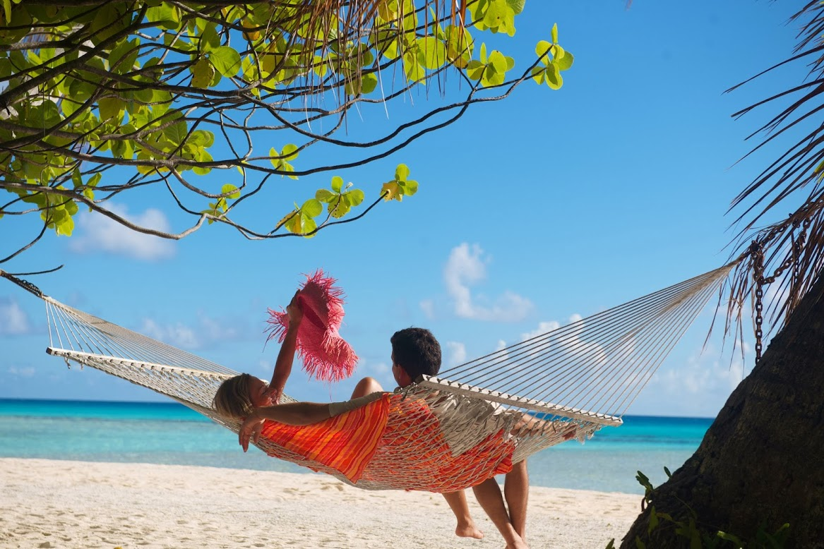 Relaxation and Leisure on Rangiroa