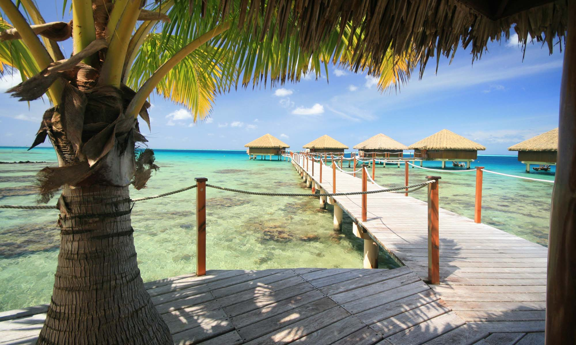 Royal Huahine, Overwater Bungalows