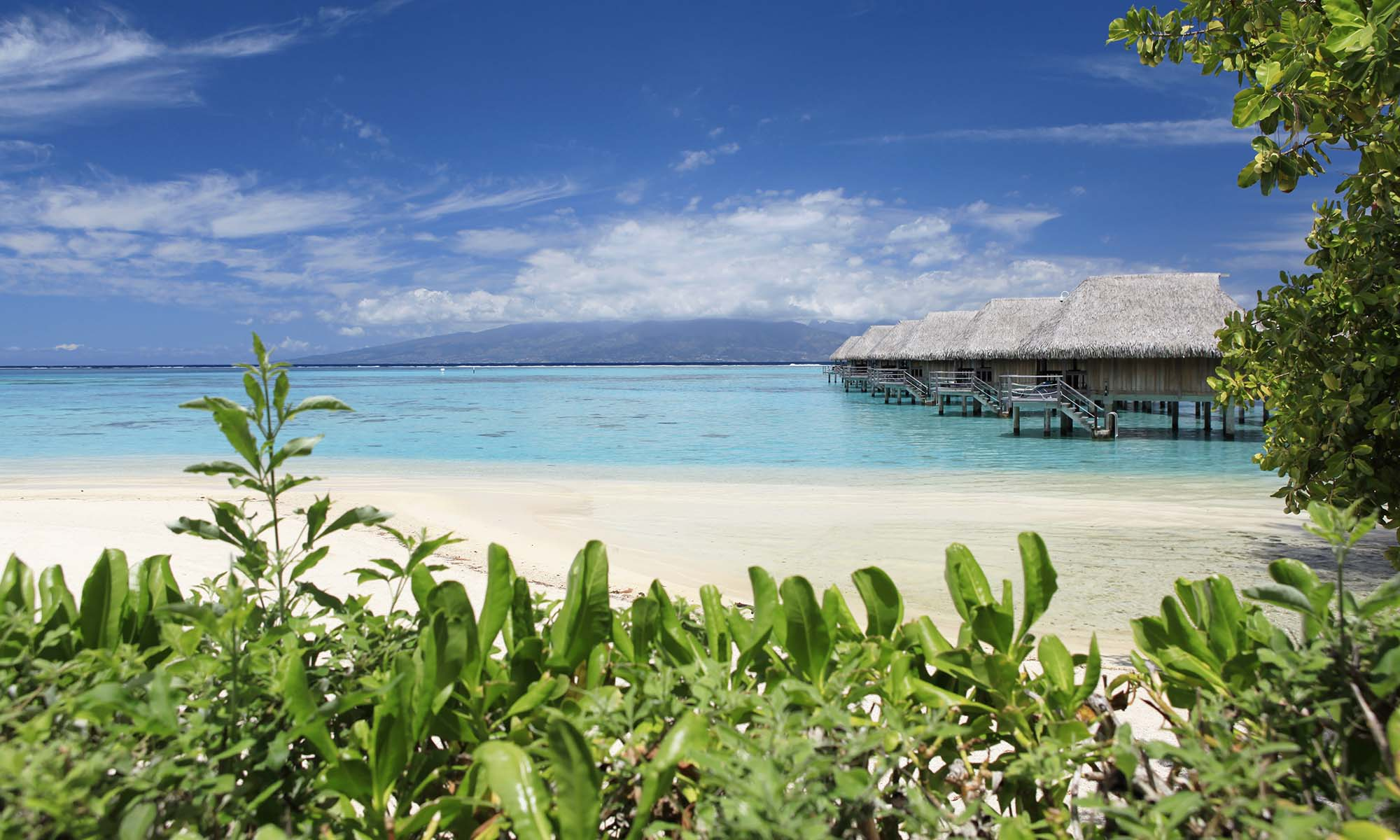Sofitel Moorea Ia Ora Beach Resort, Spa View