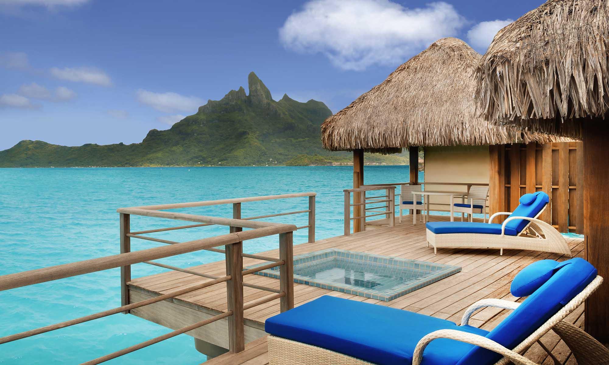 St Regis Bora Bora Resort Marriott French Polynesia