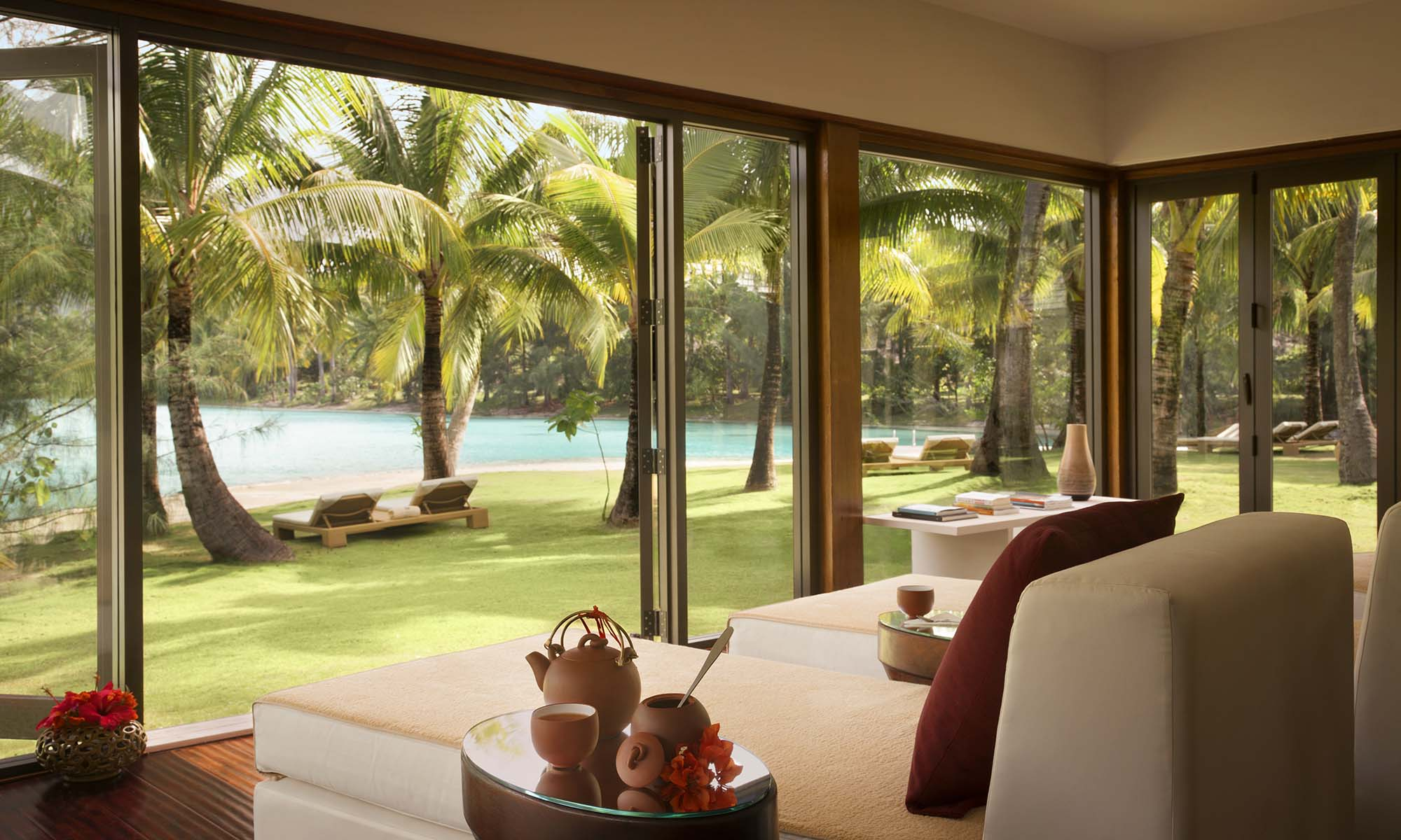 St Regis Bora Bora Resort, Miri Miri Spa by CLARINS