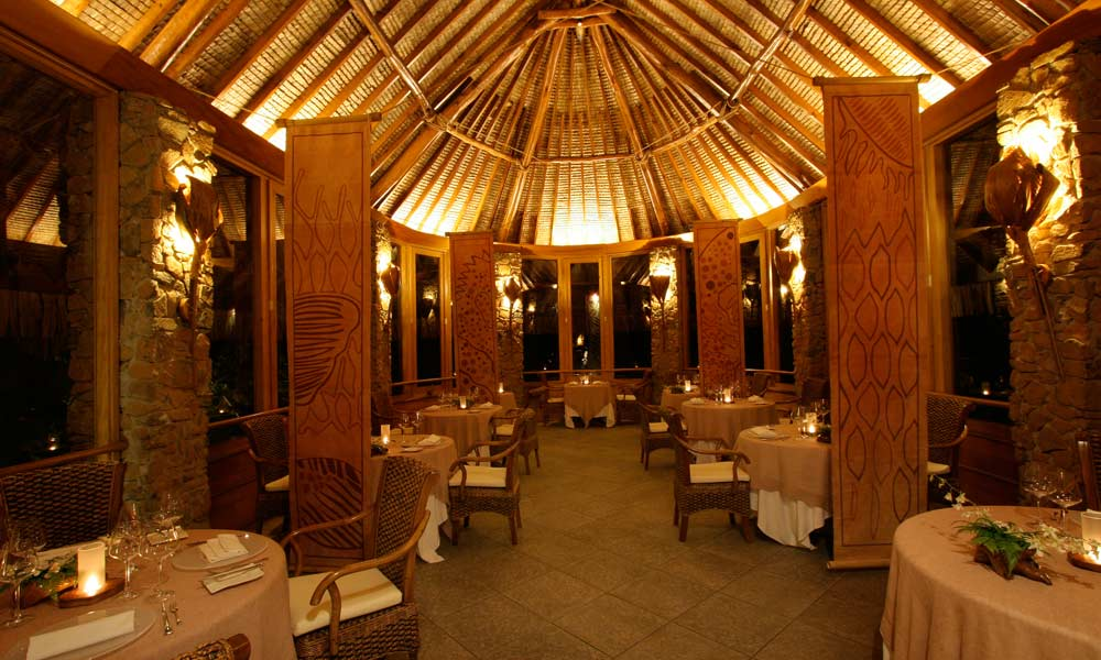 Le Taha`a Island Resort and Spa, Ohiri Gourmet Restaurant