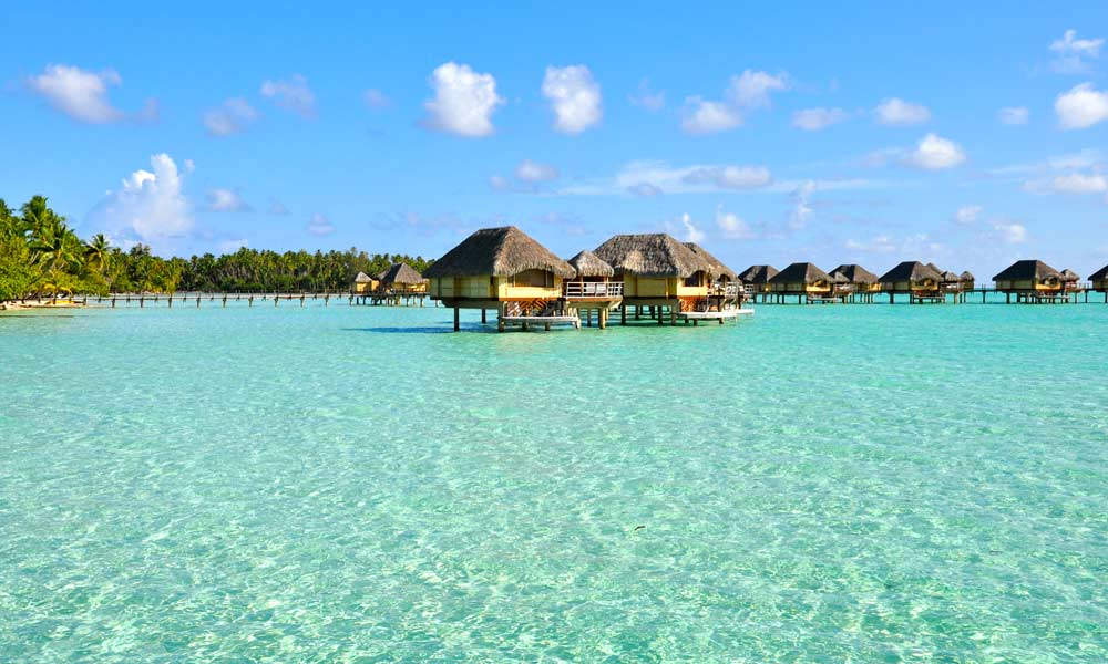 Le Taha`a Island Resort and Spa, Overwater Suites
