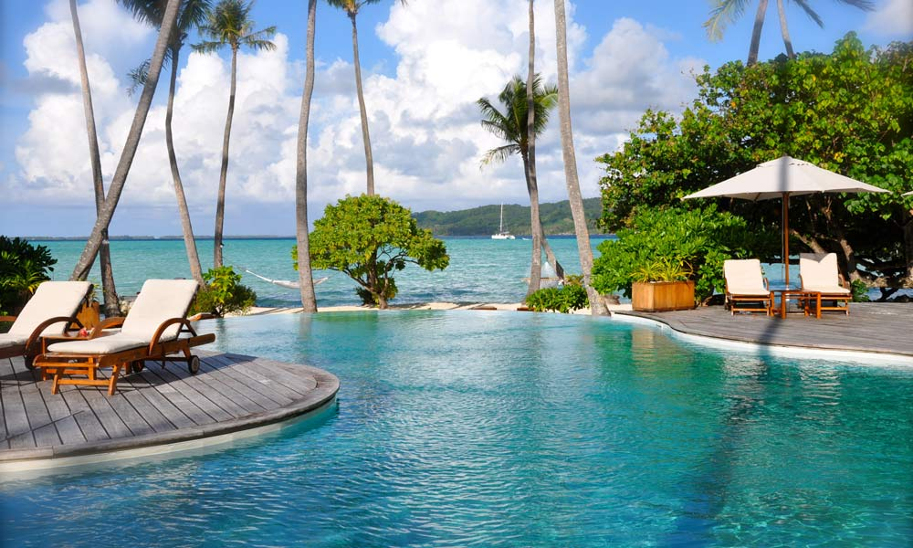 Le Taha`a Island Resort and Spa, Pool