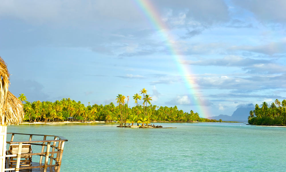 Le Taha`a Island Resort and Spa, Rainbow
