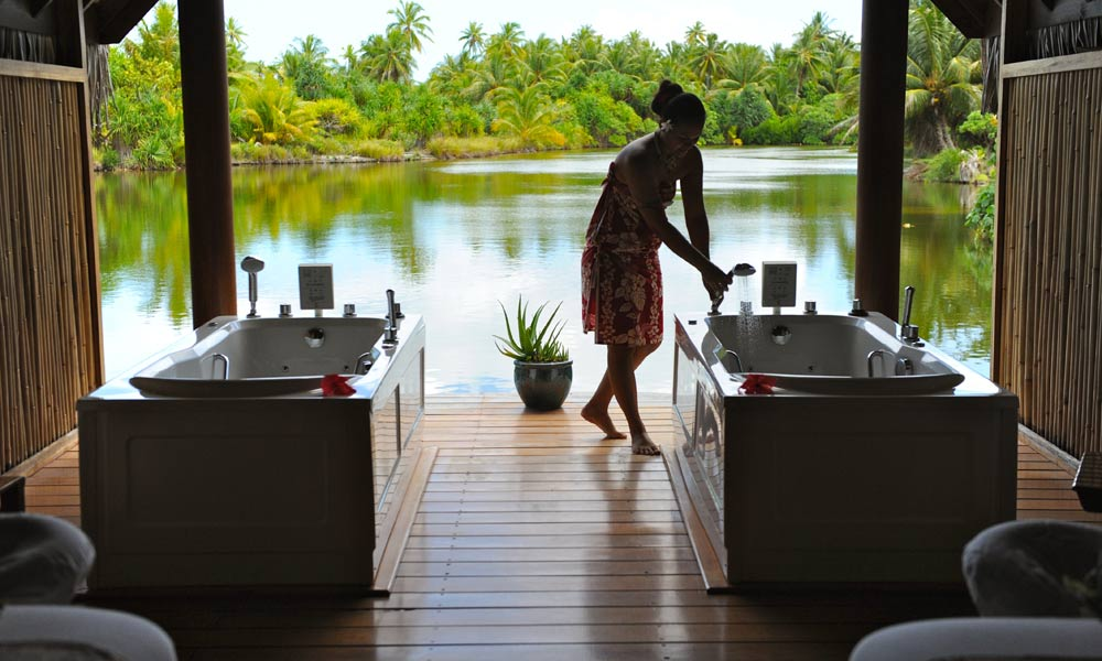 Le Taha`a Island Resort and Spa, Le Spa