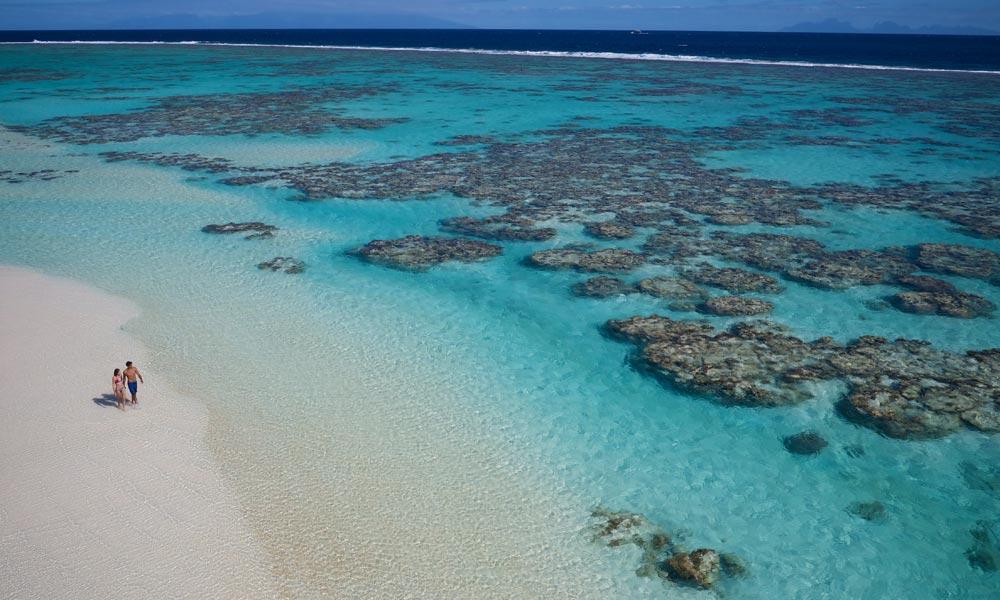 Tetiaroa Atoll French Polynesia