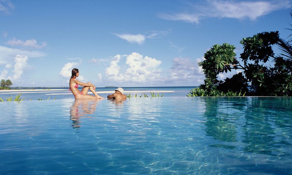 Tikehau Pearl Beach Resort Pool