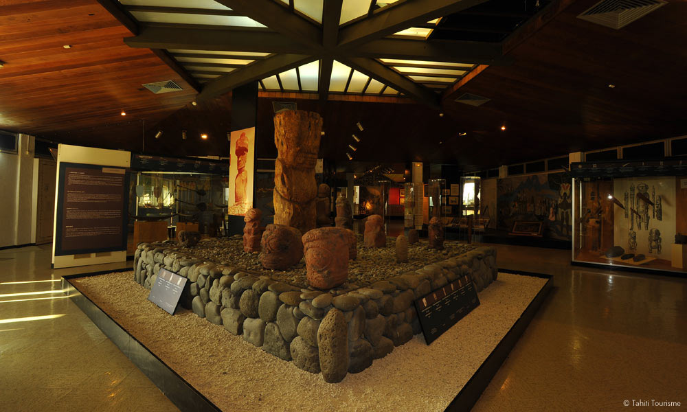 The Museum of Tahiti and Her Islands