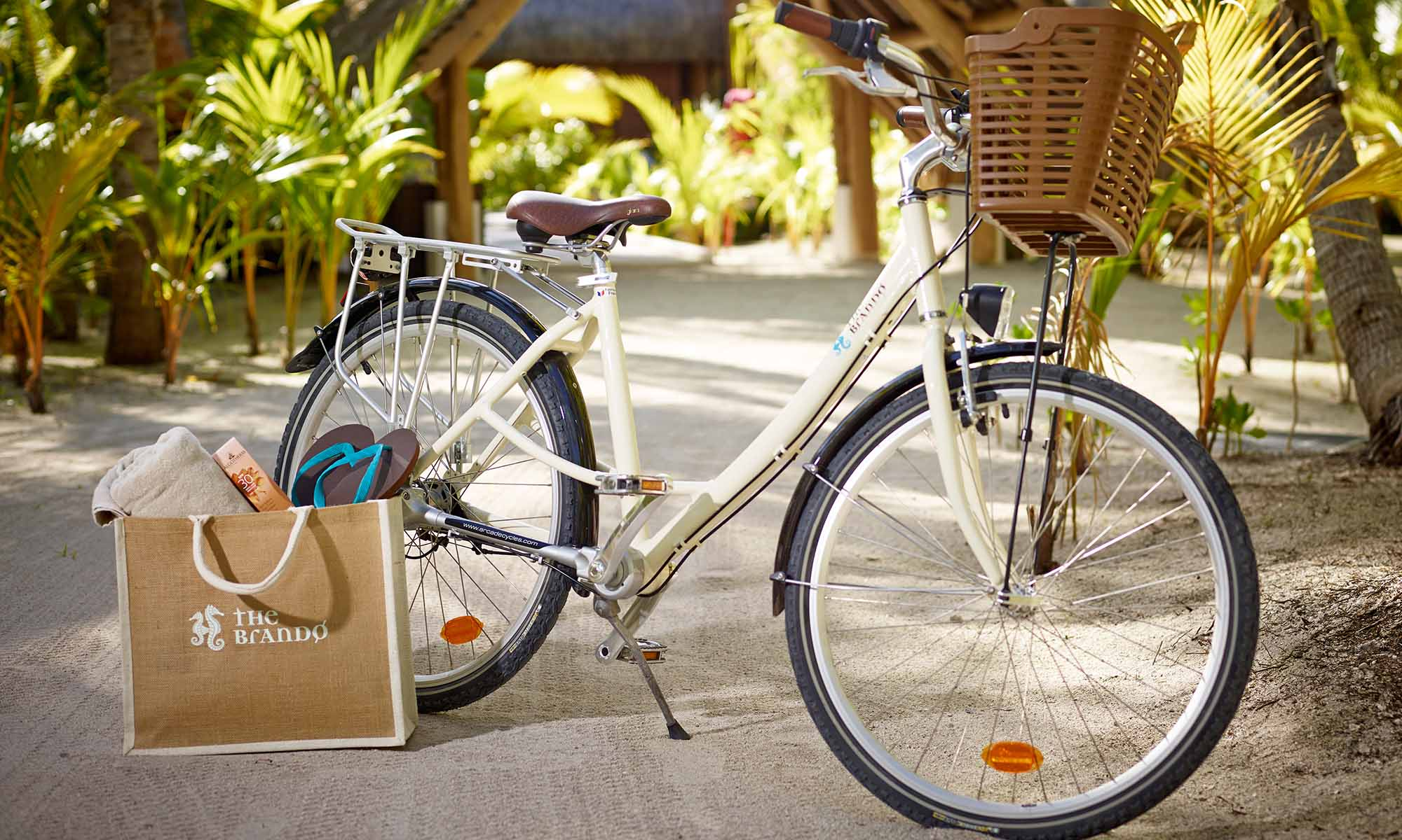 The Brando, Bicycles for Guests