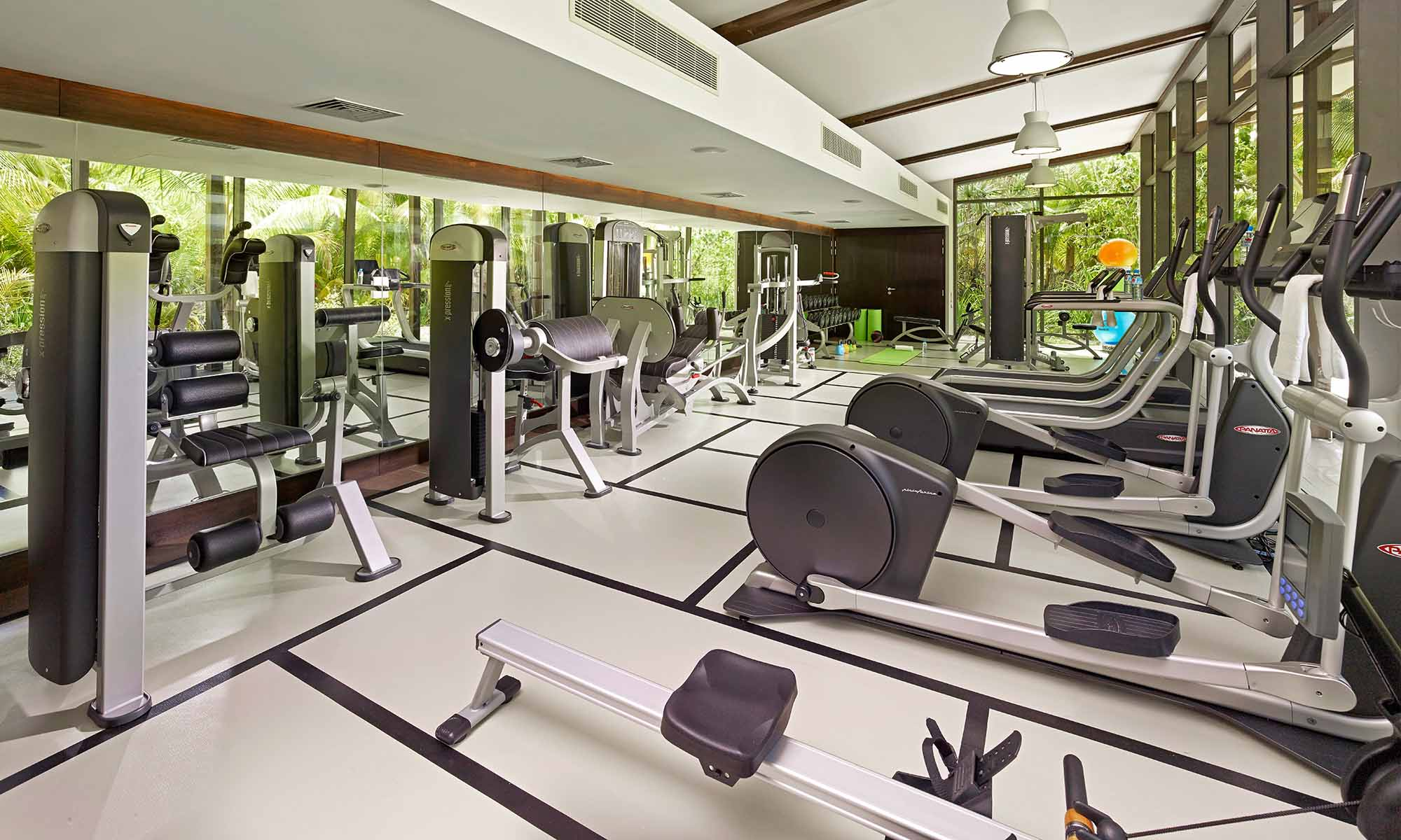 The Brando, Fitness Center