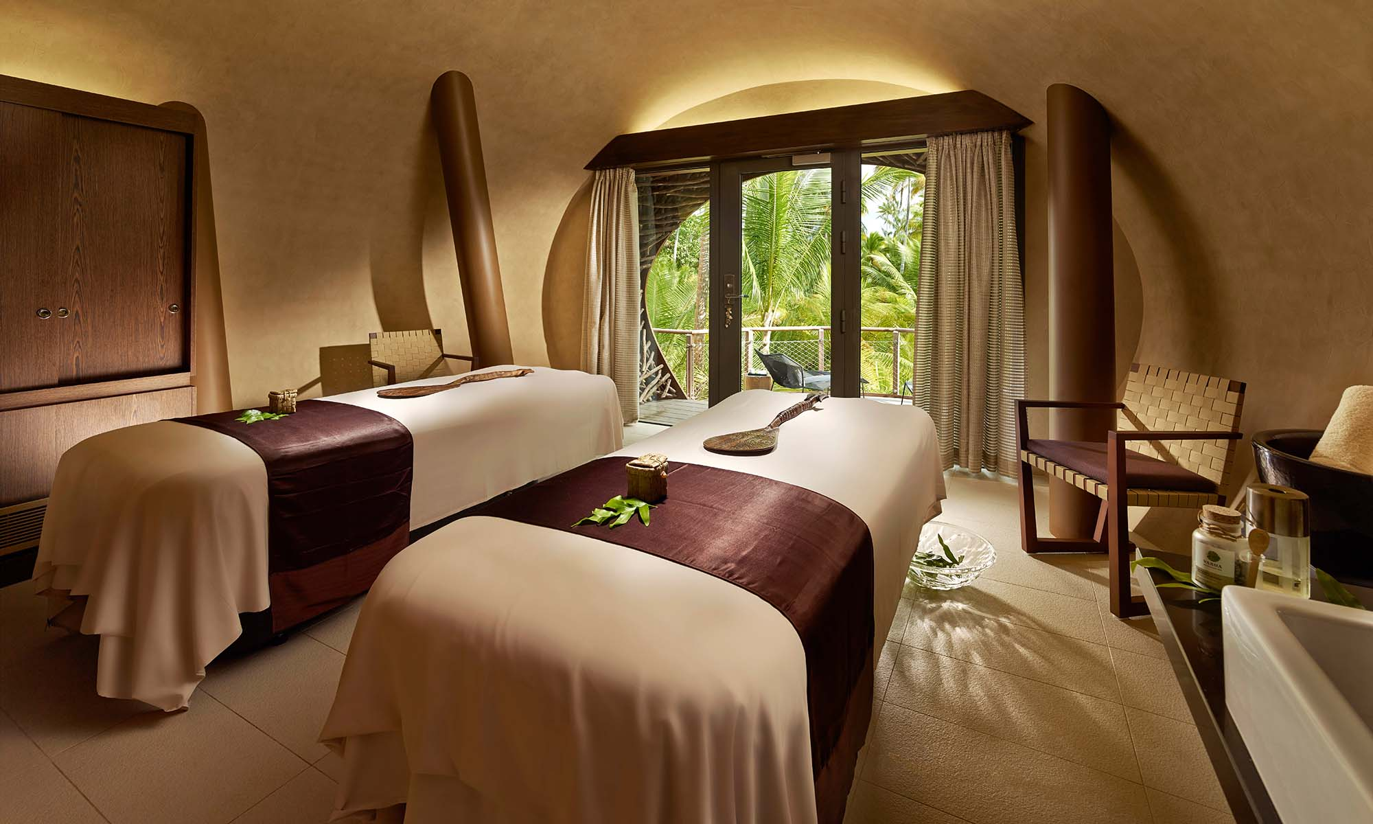The Brando, Spa Treatment Room